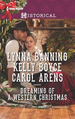 Book Dreaming of a Western Christmas: His Christmas Belle\The Cowboy of Christmas Past\Snowbound with… by Lynna Banning