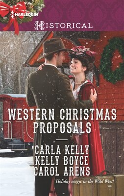 Book Western Christmas Proposals: Christmas Dance With The Rancher\christmas In Salvation Falls\the… by Carla Kelly