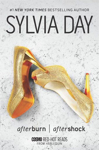Afterburn & Aftershock: Cosmo Red-hot Reads From Harlequin by Sylvia Day
