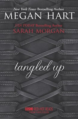 Book Tangled Up: Crossing the Line\Burned by Megan Hart