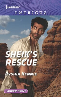 Book Sheik's Rescue by Ryshia Kennie