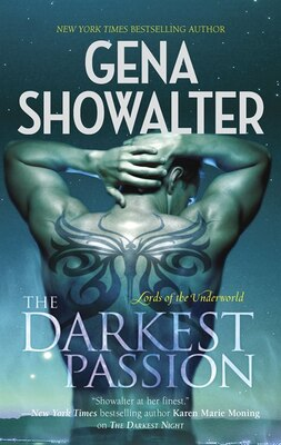 Book The Darkest Passion by Gena Showalter