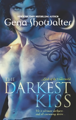 Book The Darkest Kiss by Gena Showalter