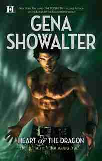 Heart of the Dragon: A Paranormal Romance Novel by Gena Showalter