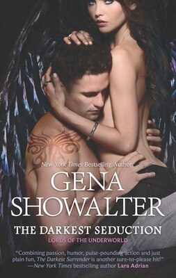 Book The Darkest Seduction by Gena Showalter