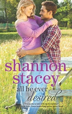Book All He Ever Desired by Shannon Stacey