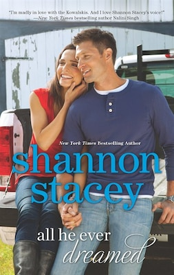 Book All He Ever Dreamed by Shannon Stacey