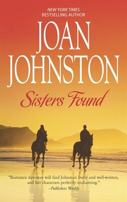 Book Sisters Found by Joan Johnston