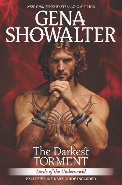 The Darkest Torment: A Spellbinding Paranormal Romance Novel by Gena Showalter