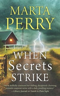 When Secrets Strike: Romantic Suspense Set In Amish Country