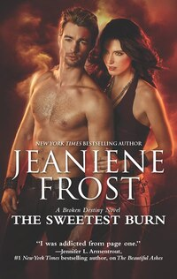The Sweetest Burn: A Paranormal Romance Novel
