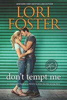 Book Don't Tempt Me by Lori Foster