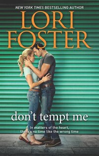 Don't Tempt Me: A Romance Novel