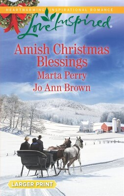 Book Amish Christmas Blessings: The Midwife's Christmas Surprise\a Christmas To Remember by Marta Perry