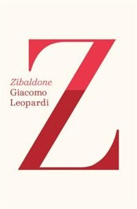 Zibaldone by Giacomo Leopardi