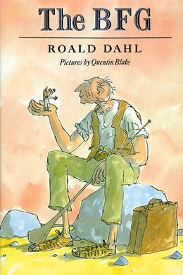 Book The Bfg by Roald Dahl