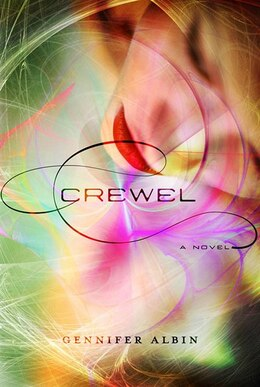 Book Crewel by Gennifer Albin