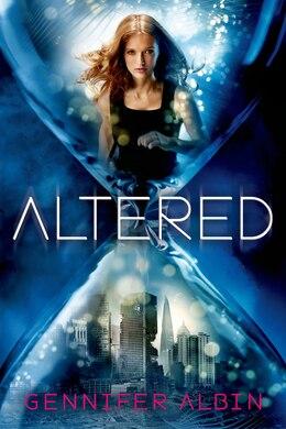 Book Altered by Gennifer Albin