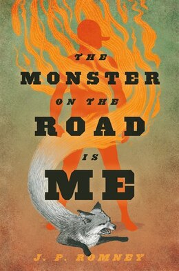 Book The Monster On The Road Is Me by Jp Romney