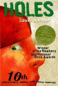 Book Holes: 10th Anniversary Edition With Bonus Material by Louis Sachar
