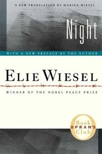 Book Night by Elie Wiesel