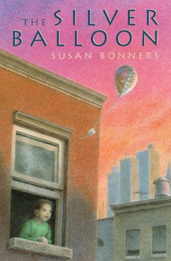 Silver Balloon by S Bonners