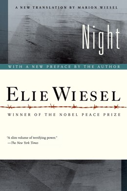 Book Night: Oprah Selection #55 by Elie Wiesel