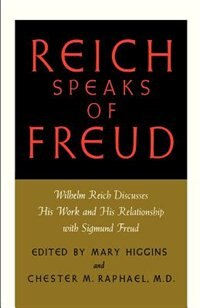 Book Reich Speaks of Freud by Wilhelm Reich