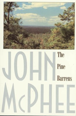 Book The Pine Barrens by John McPhee