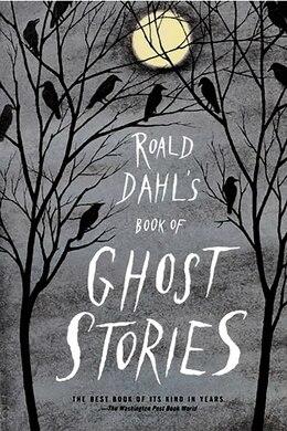 Book Roald Dahl's Book Of Ghost Stories by Roald Dahl