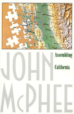 Book Assembling California by John McPhee