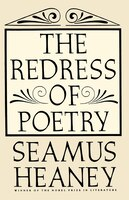 Book The Redress of Poetry by Seamus Heaney