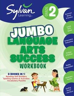 Second Grade Language Arts Success (sylvan Super Workbooks)