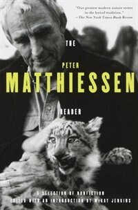 Book The Peter Matthiessen Reader by Peter Matthiessen