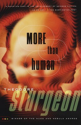 Book More Than Human by Theodore Sturgeon
