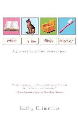 Book Where Is the Mango Princess?: A Journey Back From Brain Injury by Cathy Crimmins