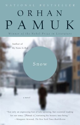 Book Snow by Orhan Pamuk