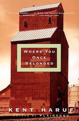 Book Where You Once Belonged by Kent Haruf