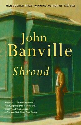 Book Shroud by John Banville