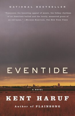 Book Eventide by Kent Haruf