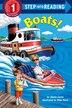 Boats! by Shana Corey