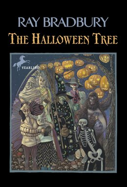 Book The Halloween Tree by Ray Bradbury
