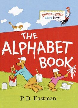Book The Alphabet Book by P.d. Eastman