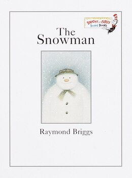 Book The Snowman by Raymond Briggs