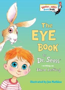 Book The Eye Book by Theo. Lesieg