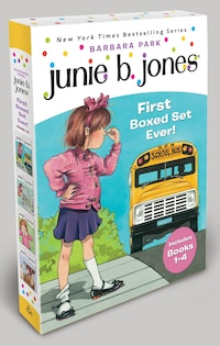Junie B. Jones First Boxed Set Ever!
