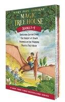 Magic Tree House Books 1-4 Boxed Set
