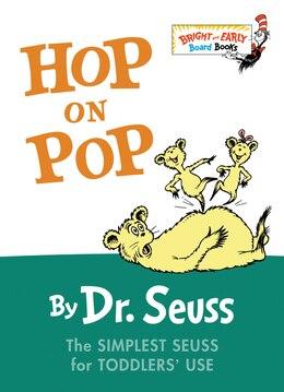 Book Hop On Pop by Dr. Seuss