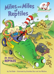 Miles And Miles Of Reptiles: All About Reptiles