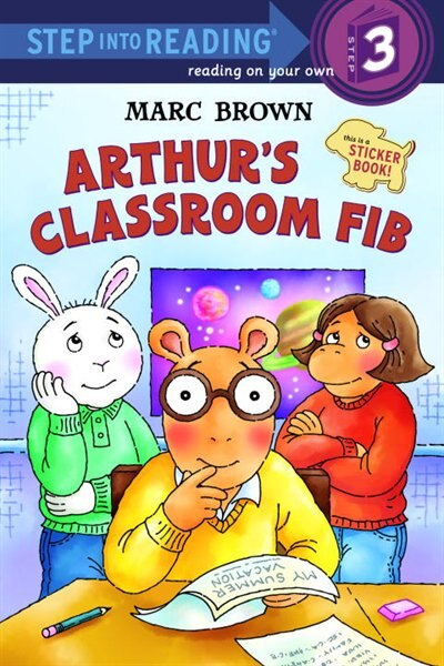 Arthur's Classroom Fib by Marc Brown